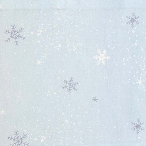 (Christmas) Winter Snowflake Baby Pillow