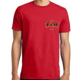 V&M Red Logo T-shirt