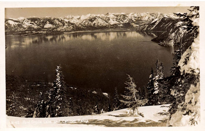 Idaho Vintage Postcards