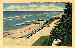 Michigan Vintage Postcards