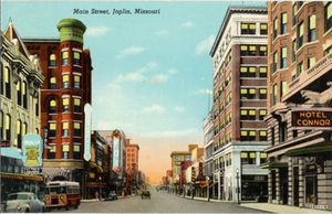 Missouri Vintage Postcards