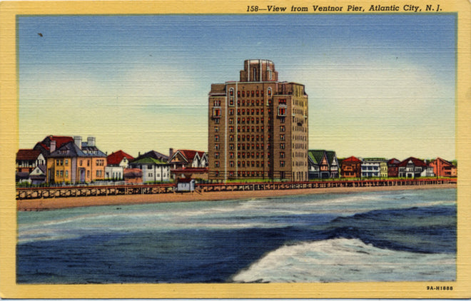 New Jersey Vintage Postcards