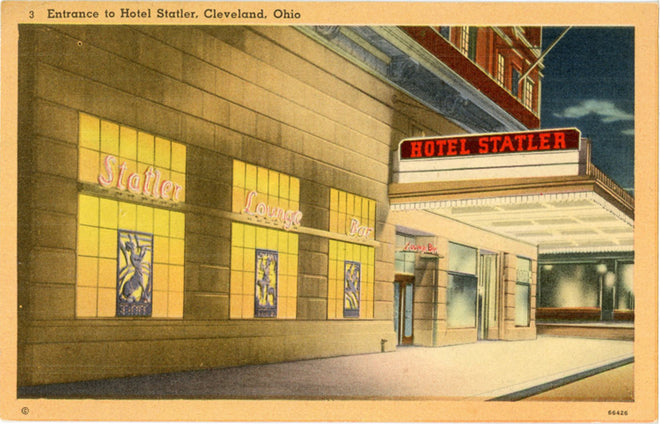 Ohio Vintage Postcards