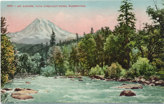 Washington Vintage Postcards