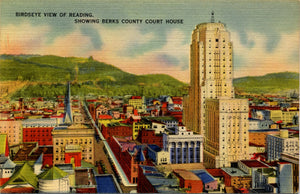Pennsylvania Vintage Postcards