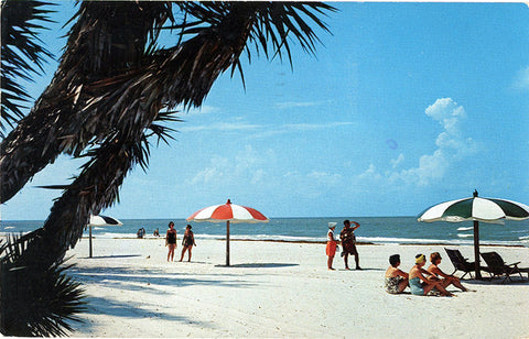 Madeira Beach Gulf Coast Holiday Isles Florida Vintage Postcard 1971 - Vintage Postcard Boutique