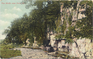 Polo Illinois Bluffs Vintage Postcard 1910 - Vintage Postcard Boutique