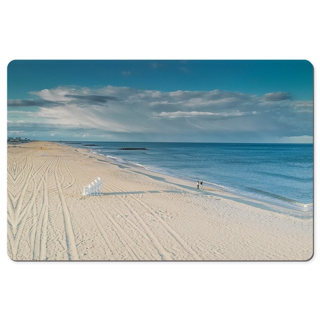 Desk Mats - Bill McKim Photography -Jersey Shore whale watch tours