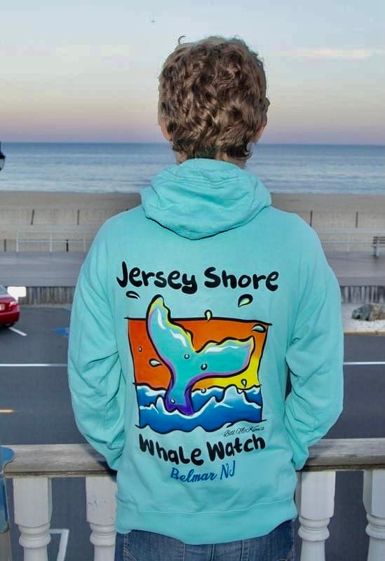 Jersey Shore Whale Watch Heavyweight Sweatshirt