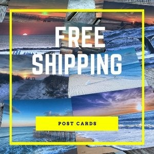 In Stock Post Card Collector number 1 series 12 cards per series - Bill McKim Photography -Jersey Shore whale watch tours