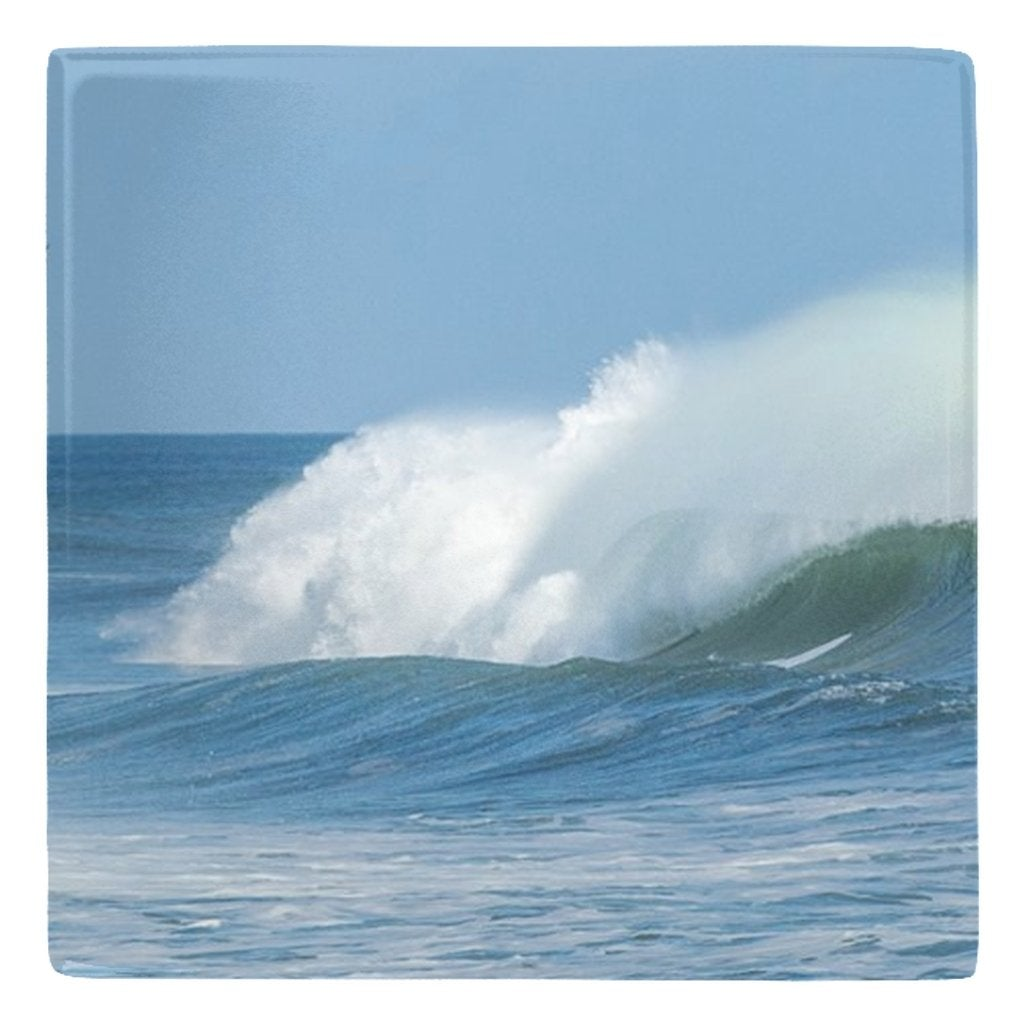 Metal Magnets Surf Series you get all 4 Designs - Bill McKim Photography -Jersey Shore whale watch tours
