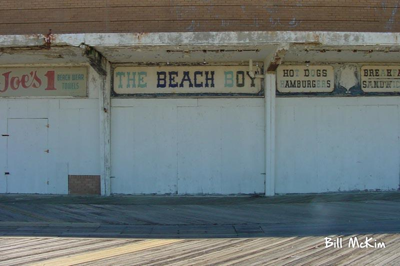 The Beach Boy Asbury Park - Bill McKim Photography -Jersey Shore whale watch tours