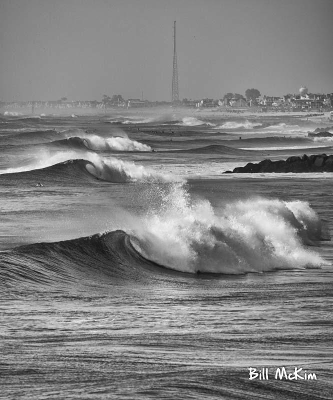 Triple Waves Spring Lake Manasquan Belmar - Bill McKim Photography -Jersey Shore whale watch tours