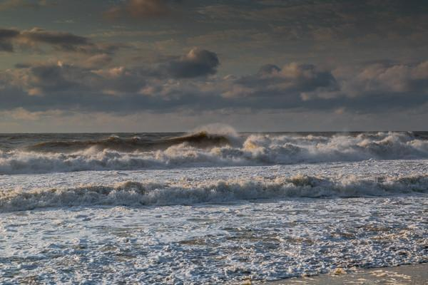 Winslow Morning storm - Bill McKim Photography -Jersey Shore whale watch tours