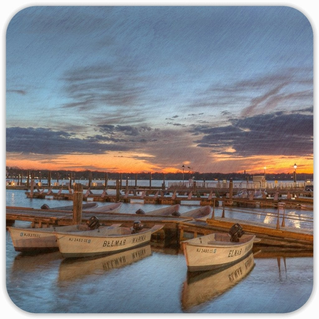 Wooden Coasters Belmar Spring Lake - Bill McKim Photography -Jersey Shore whale watch tours