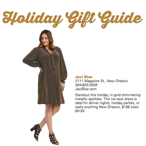 New Orleans Magazine Holiday Gift Guide