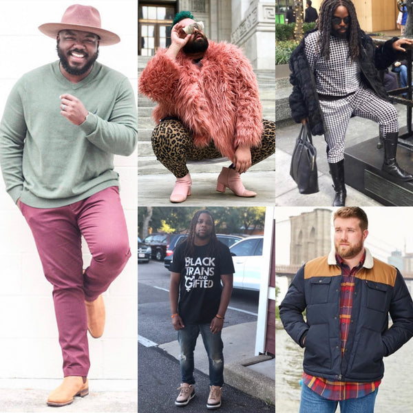 Jaci's List: Plus-Size Men We Love to Follow on Instagram