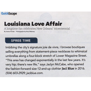 Quick Escape: Louisiana Love Affair