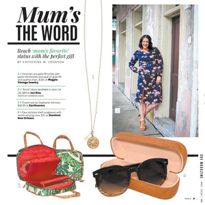 Cue Magazine - Mum's The Word