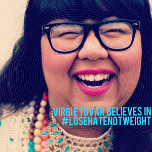 You Have a Right to Remain Fat - A book signing with Virgie Tovar