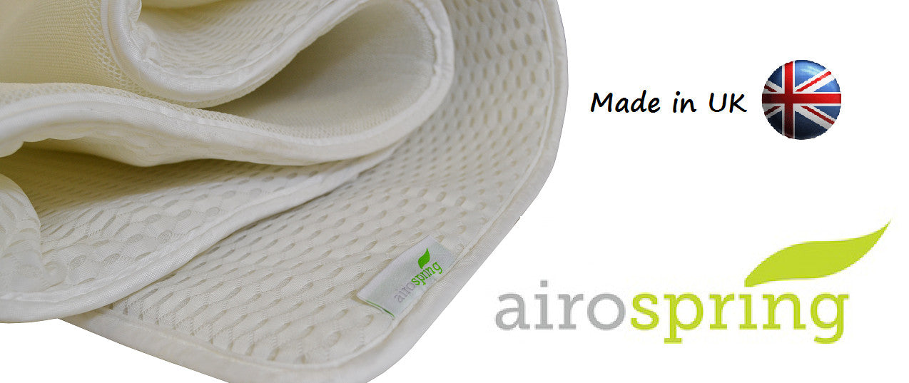 AIrospring's Mattress Topper