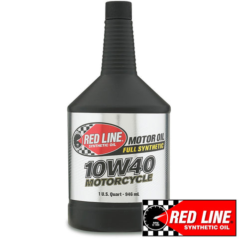 Red Line Fully Synthetic 10W-40 Engine Oil (950ML)