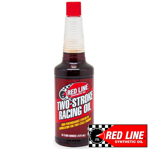 Red Line 2T Racing Oil (475ML)