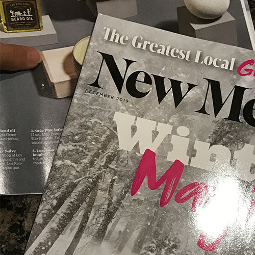 Mia's is in the New Mexico Magazine Gift Guide!
