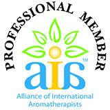 Professional Member of the Alliance of International Aromatherapists (AIA) logo