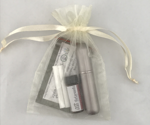Personal Aromatherapy Diffuser Gift Bag (Reuseable)