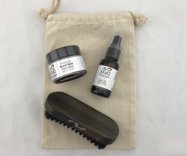 Woodsman Beard Gift Bag