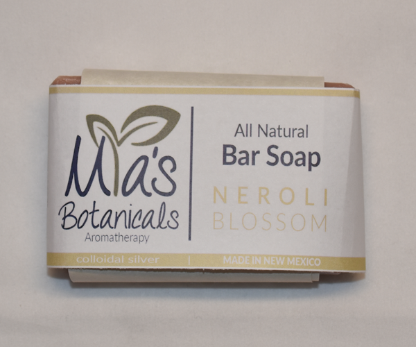 All Natural Bar Soap (Neroli)