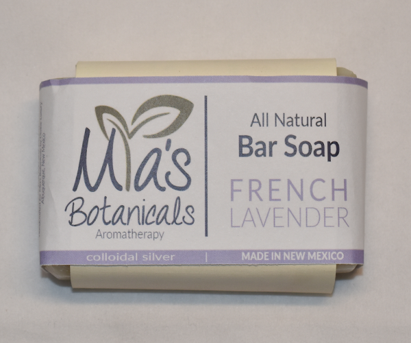All Natural Bar Soap (Lavender)