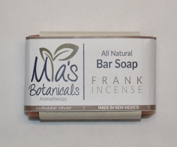 All Natural Bar Soap (Frankincense)