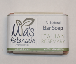 All Natural Bar Soap (Rosemary)