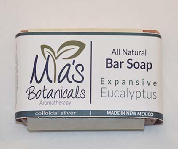 All Natural Bar Soap (Eucalyptus)