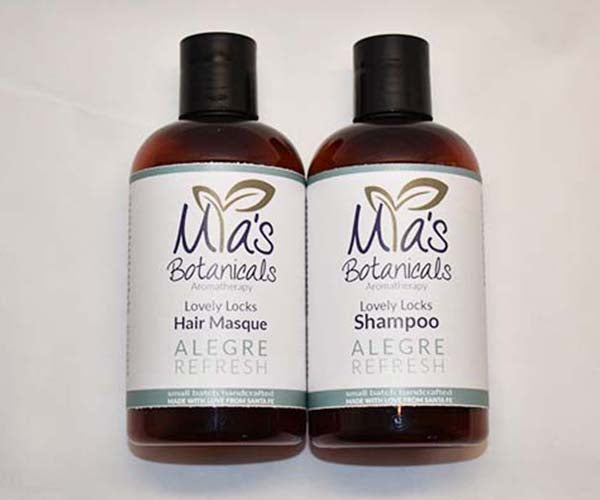 Lovely Locks Aromatherapy Shampoo & Hair Masque Set (8 oz.)