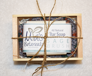 Aromatherapy Soap Box