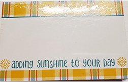 Enclosure Gift Card with Envelope