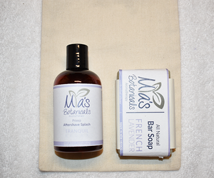 Aromatherapy Shaving Gift Bag