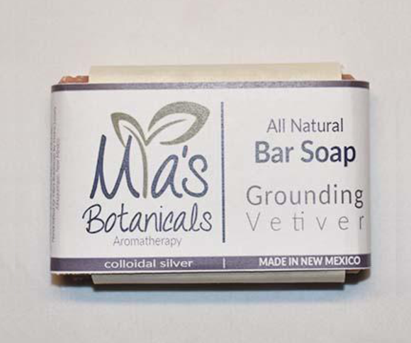 All Natural Bar Soap (Vetiver)
