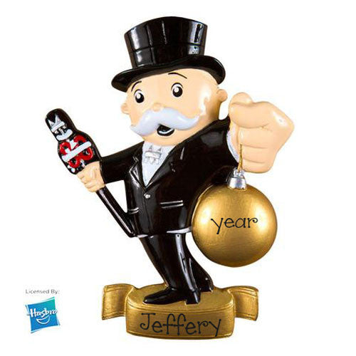 Monopoly-Personalized Ornament