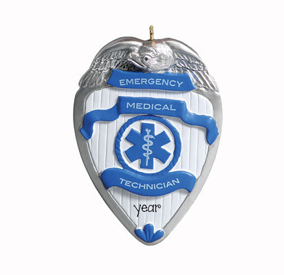 EMERGENCY MEDICAL TECHNICIAN Ornament