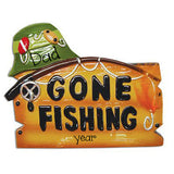 Gone Fishing for dad / My Personalized Ornaments