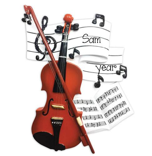 CELLO / ORCHESTRA  - Personalized Ornament