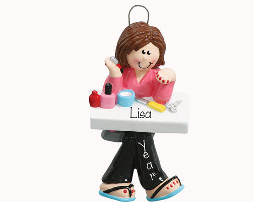 MANICURIST - Personalized Ornament
