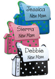 New Mom Diaper Bag My Perzonalized Ornaments