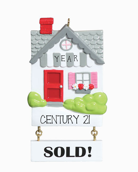 REALTOR - Personalized Ornament
