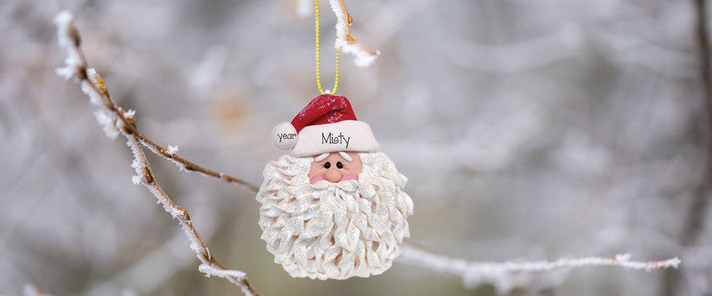 My Personalized Ornaments