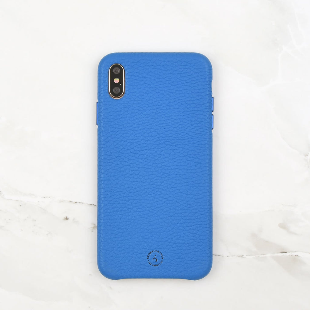 best service d1843 b0fcc Sky Blue Back Cover Express for iPhone XS MAX
